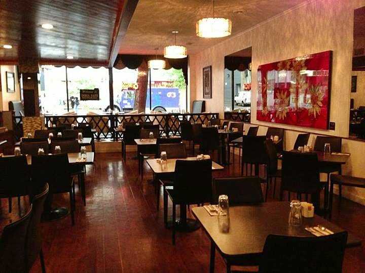 India Gate Restaurant Interior