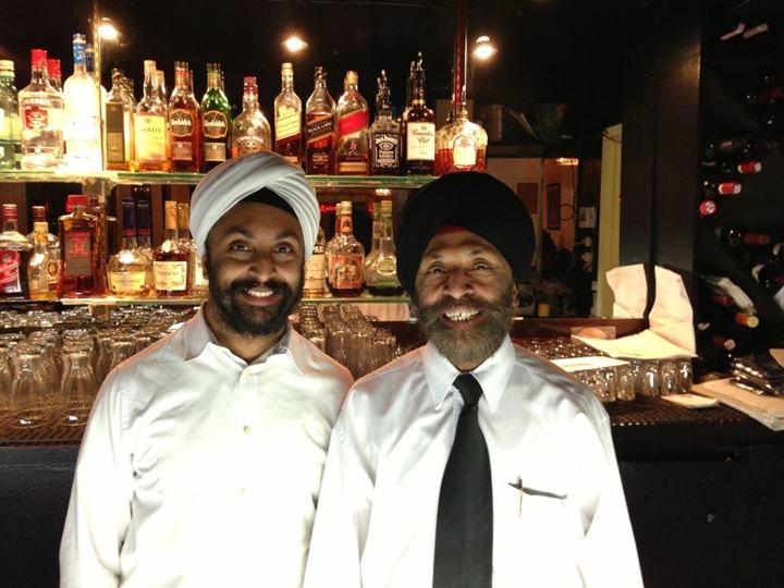 The Founders of India Gate Restaurant