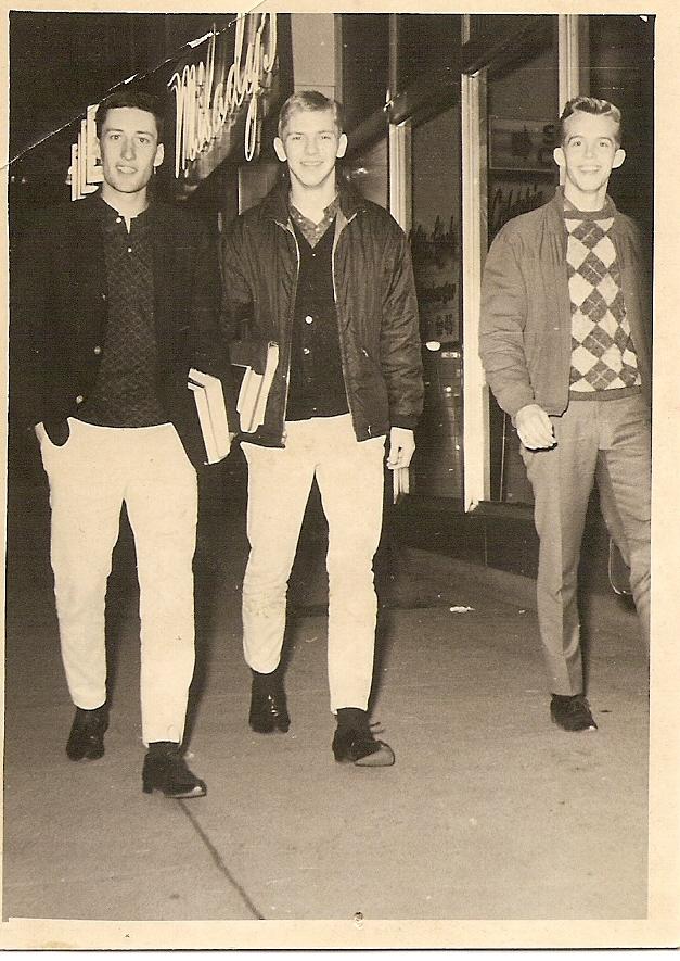 Foncie Pulice Granville 1963