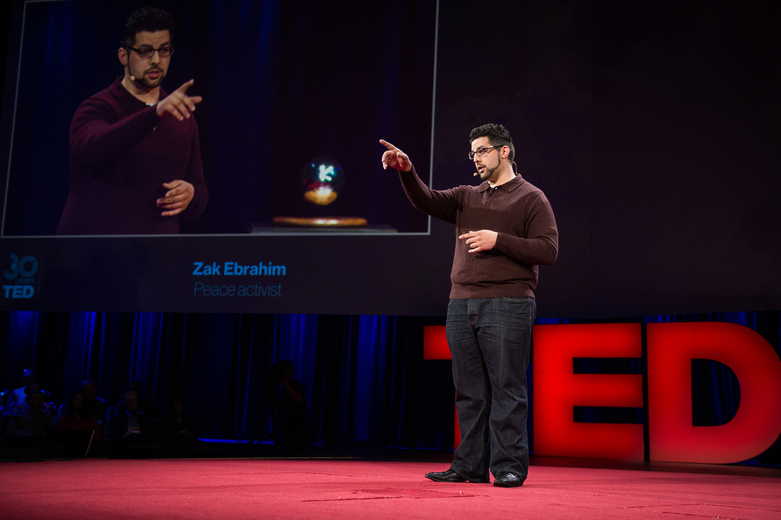 Zak Ebrahim TED 2014 Vancouver