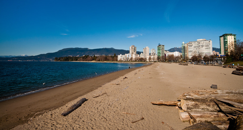 English Bay West End