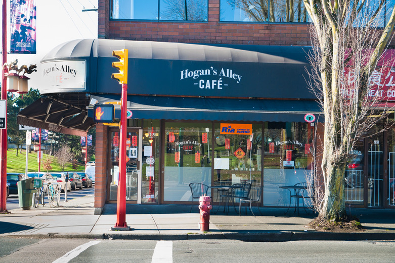 Hogans Alley Cafe Strathcona