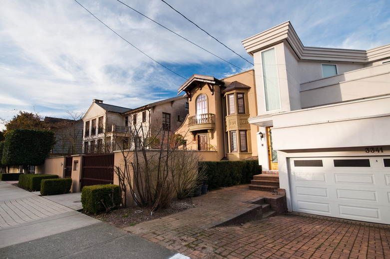 Point Grey Luxury Homes
