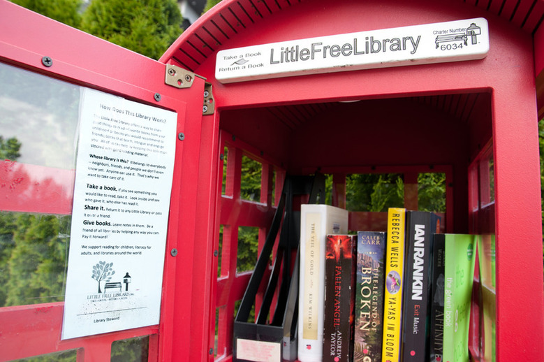 Free Litle Library