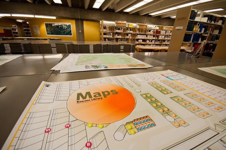 Koerner Library UBC Interior