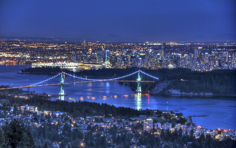Vancouver By Tim Shields