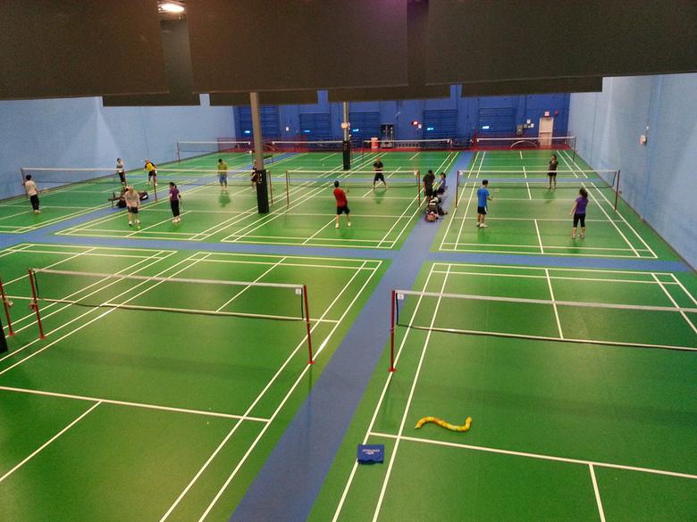 Badminton Vancouver By Wyn Lok