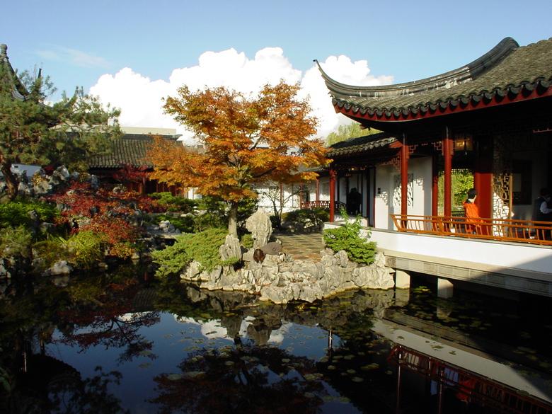 Dr  Sun Yat Sen Classical Chinese Garden by jmv