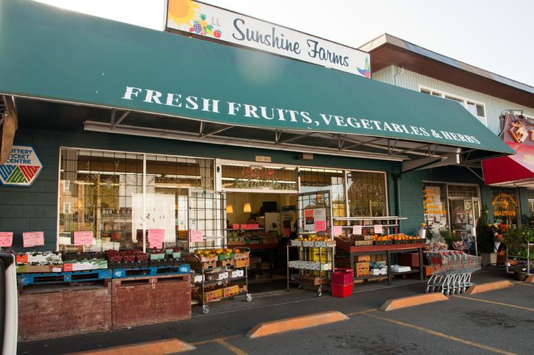 Fresh Fruit In Richmond