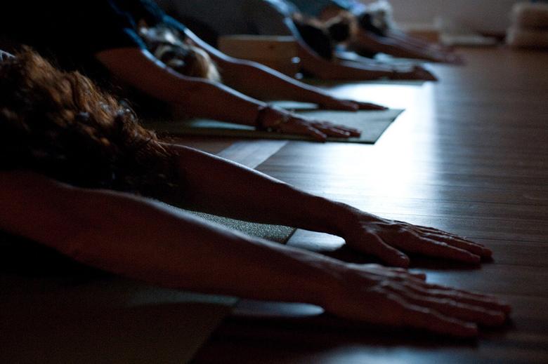 Yoga Class By Augusto Mia Battaglia