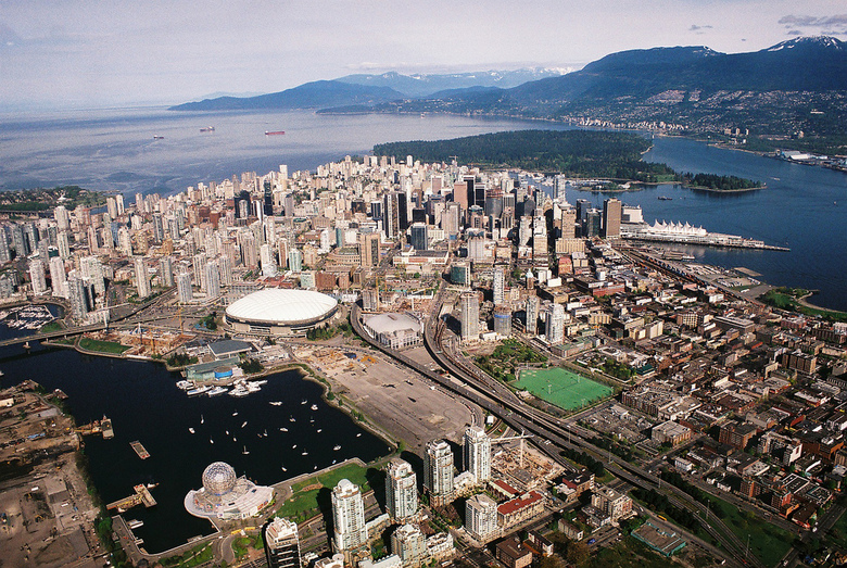 View of Vancouver by Brian Fagan