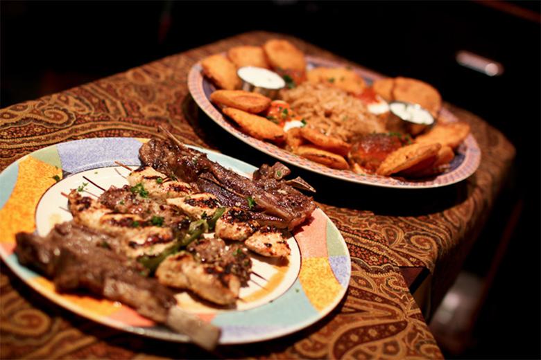 afghan hosemen meal