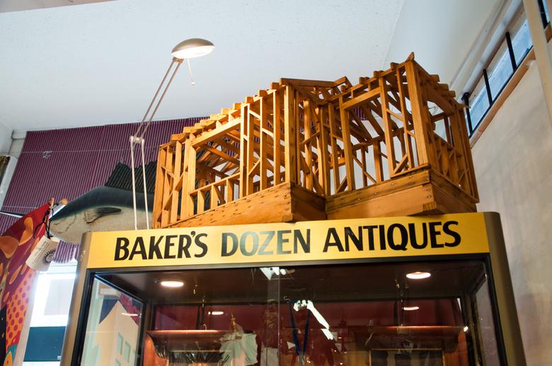 10  Bakers Dozen Antiques