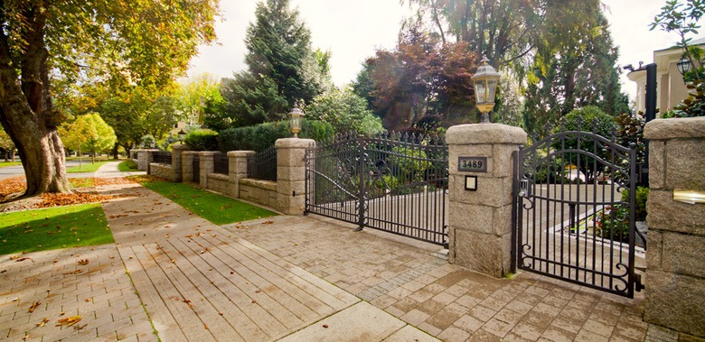3489 Osler fence