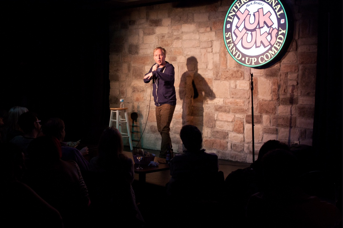 Top 3 Comedy Clubs in Vancouver