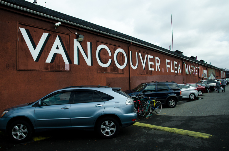 11Vancouver Flea Market on 703 Terminal Ave