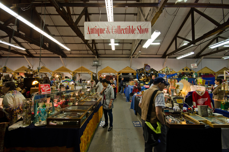19Antique and Collectible Show