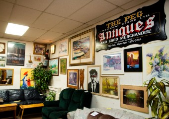 Top 5 Antique Stores in Vancouver: #5 The Peg General Store