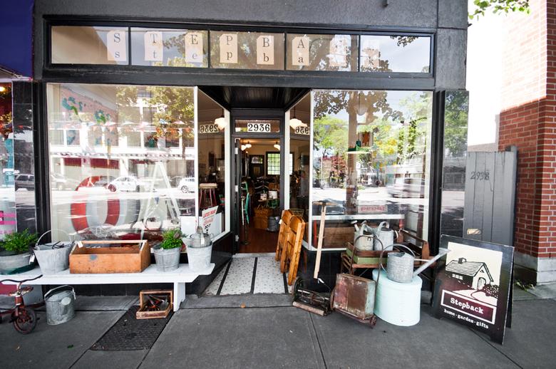 1 Stepback Storefront