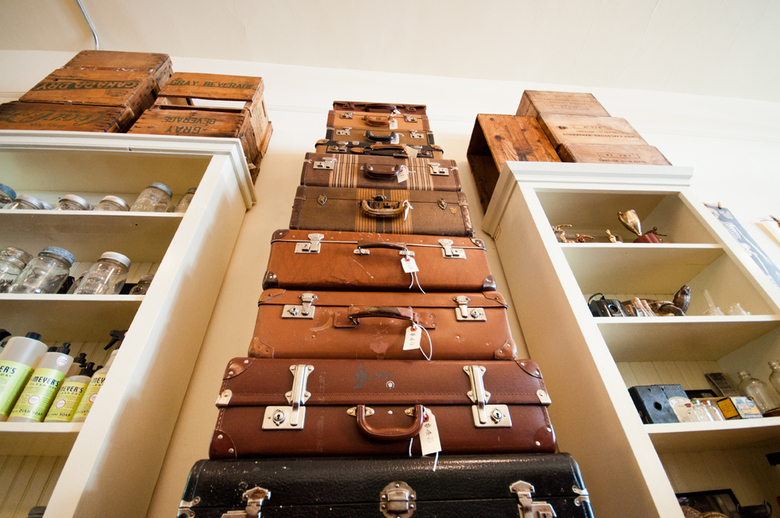 9 Find your own favourite suitcase
