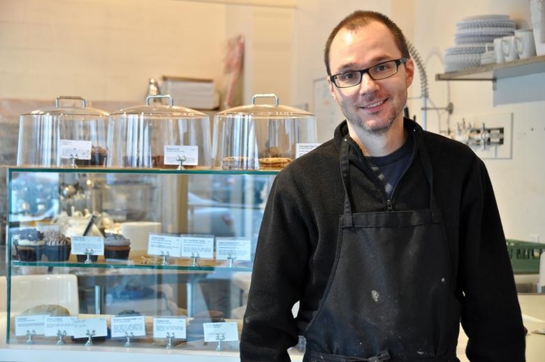 Edible Flours Paul Briggs Owner