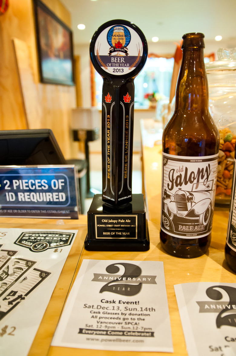 16 Old Jalopy Pale Ale  The Beer of the Year 2013