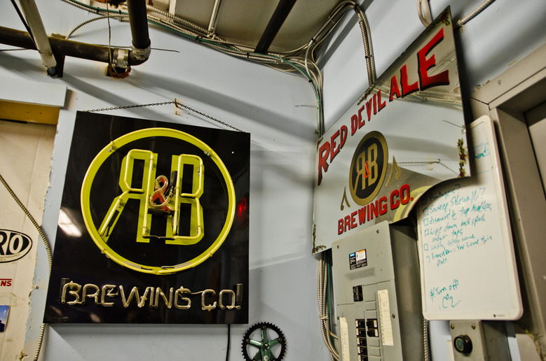 21 R B is a characteristically East Vancouver brewery