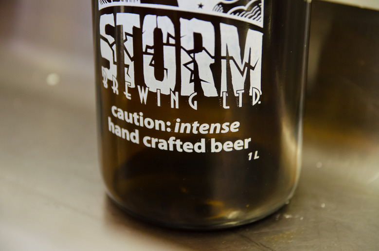 4 Intense Hand Crafted Beer from the Storm in Raincity Brewery