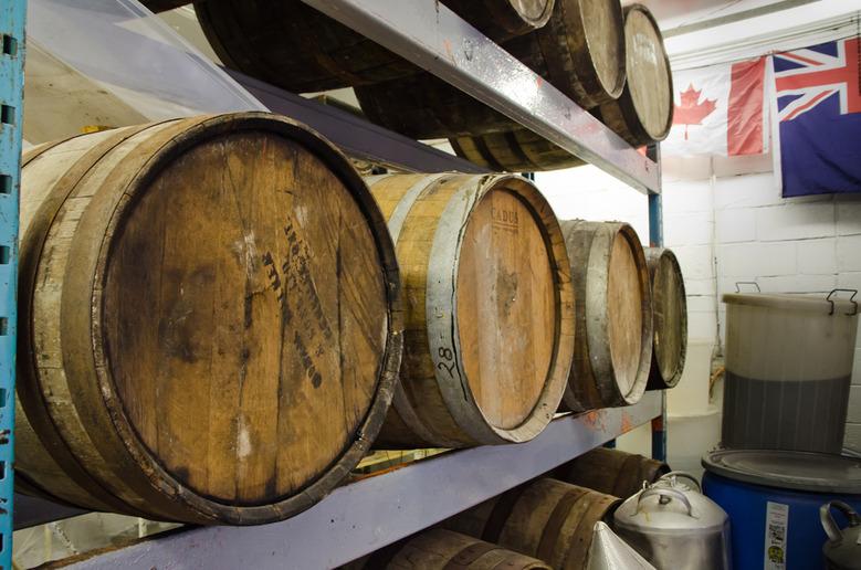 6 Storm in Raincity Beer Barrels