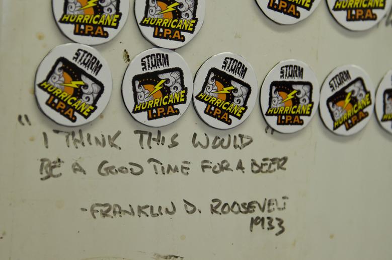7 The creative wall