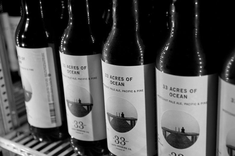 9 33 Acres of Ocean Beer