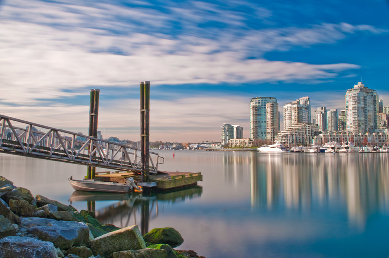 6 False Creek Dock
