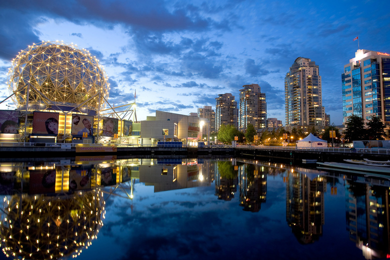The Telus World of Science by Kenny Louie