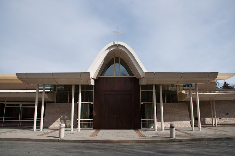 Richmond Canadian Martyrs Catholic Church 2