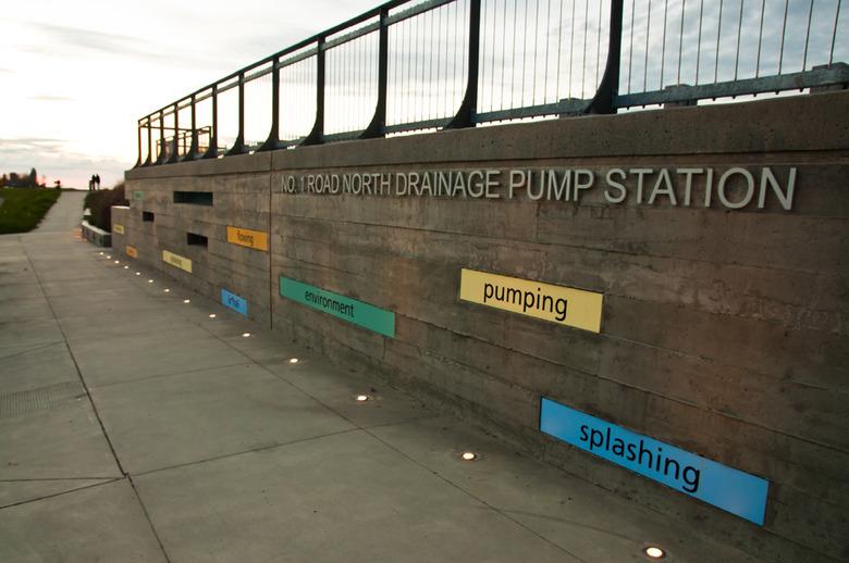 Richmond No 1 Rd North Drainage Pump Station