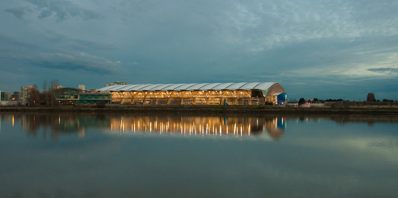 Richmond Olympic Oval 1
