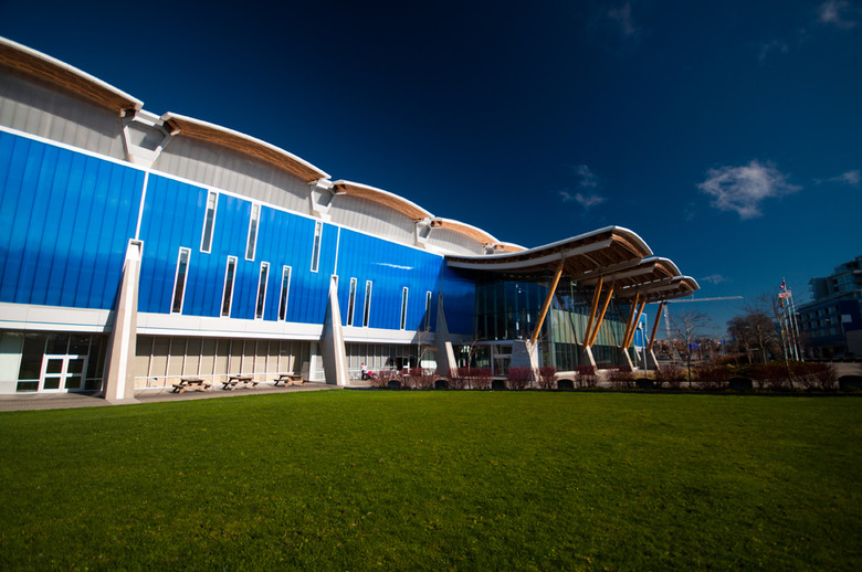 Richmond Olympic Oval 2