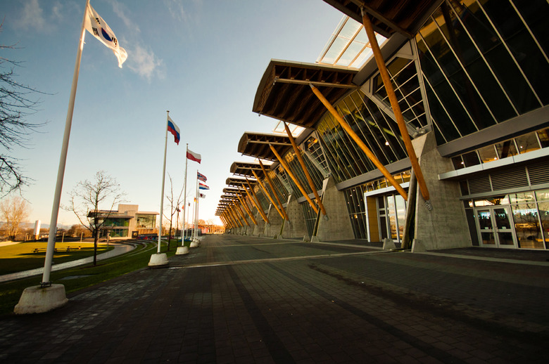 Richmond Olympic Oval 3