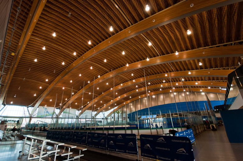 Richmond Olympic Oval indoor