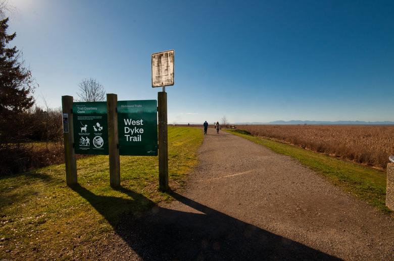 Rural Park Terra Nova West Dyke Trail