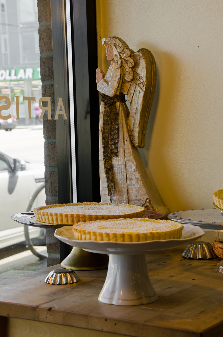 3 We make pie from the best ingredients and make them with love it makes all the difference