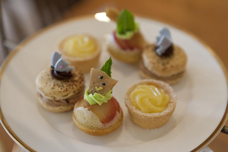 6 Secret Garden Tea Company Desserts