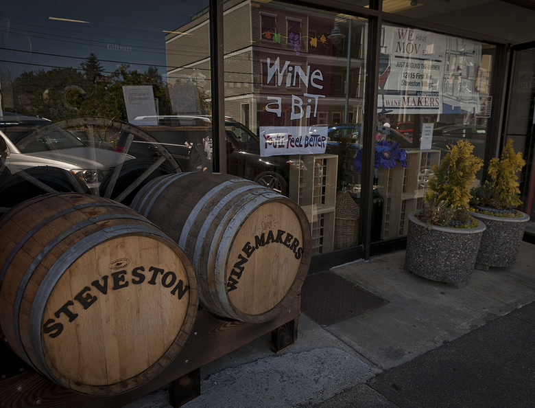17 Steveston WineMakers
