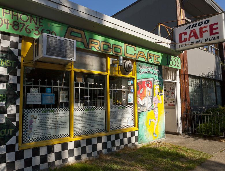 1 Argo Cafe
