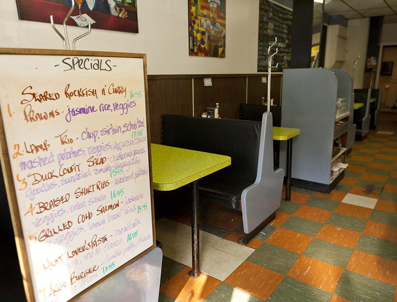 5 Argo Cafe