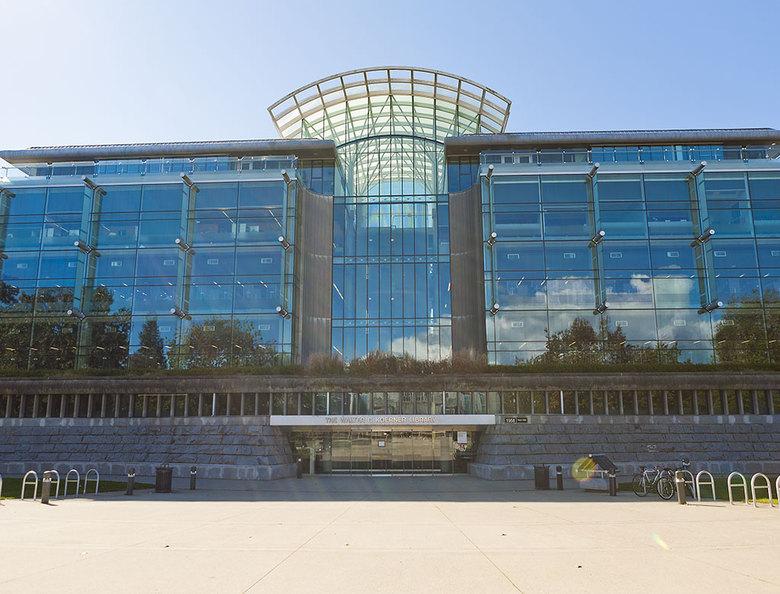11 Koerner Library