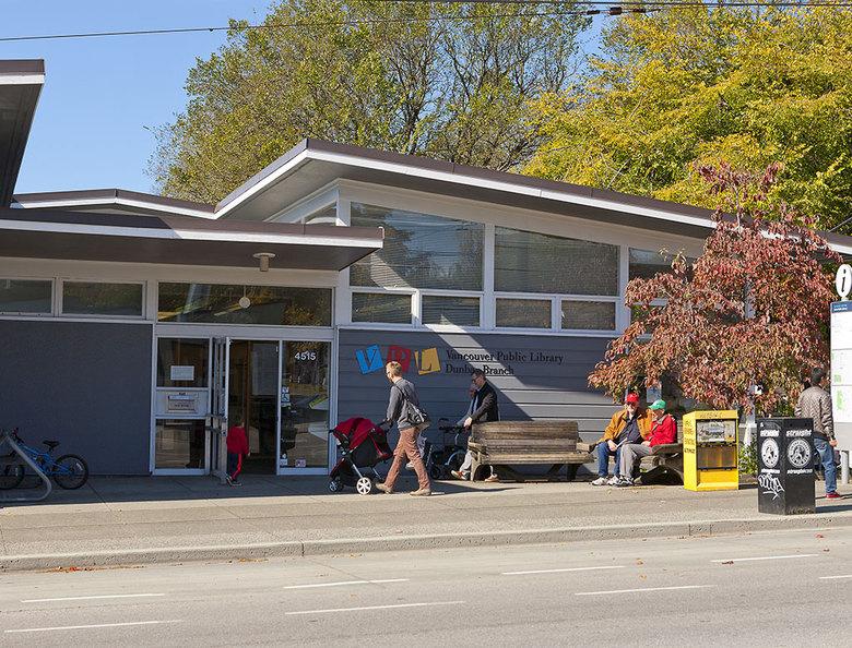 16 Public Library Dunbar