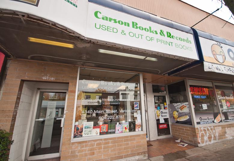 Carson Books 1