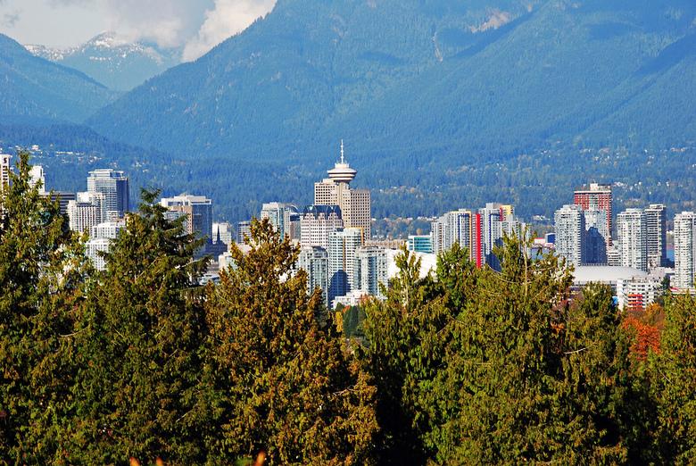 Queen Elizabeth Park Vancouver BC by