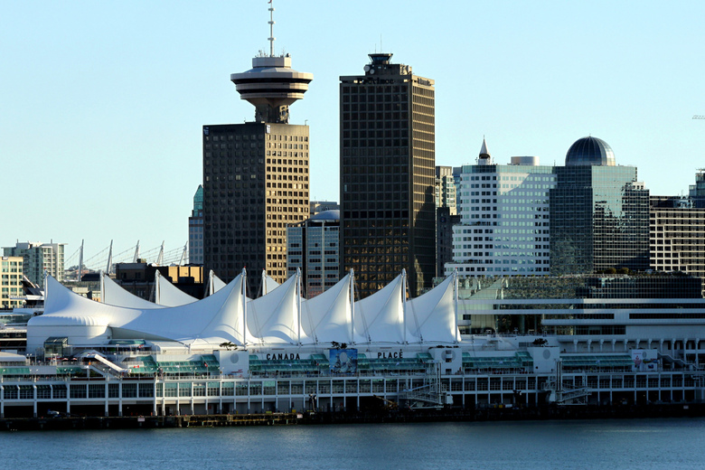 Canada Place Cruise Port by Prayitno